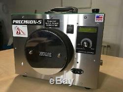 Système De Pulvérisation À Turbine Apollo Precision-5 Hvlp Avec (2) Pistolets De Pulvérisation De La Série 7500