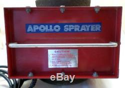 Système De Pulvérisation De Peinture De Turbine Apollo 700 Hvlp Turbine Uniquement