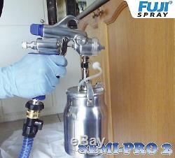 Système De Pulvérisation Fuji 2202 Semi-pro 2 Hvlp