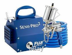 Système De Pulvérisation Fuji 2203g Semi-pro 2 Gravity Hvlp