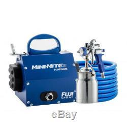 Système De Pulvérisation Fuji Spray Mini-mite 3 Platinum T70 Hvlp