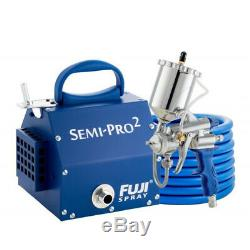 Système De Pulvérisation Fuji Spray Semi-pro 2 Gravity Hvlp
