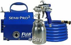 Système De Pulvérisation Fuji Spray Semi-pro 2 Hvlp