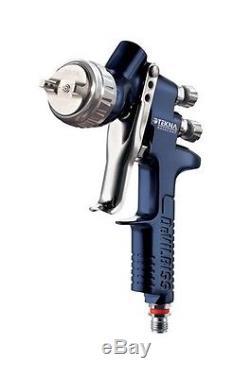 Tekna Basecoat 1.2 Et 1.3 Buse Hv20 (hvlp) Pistolet De Pulvérisation Tek-703892 Brand New