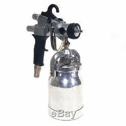 Titan Capspray Hvlp Maxum Elite Pistolet À Pression Alimenté Pistolet 0524027 Nib Automotive