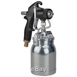 Tp Tools Hvlp Turbine 1-qt Cup Paint Spray Finish Gun # Hp-404-10
