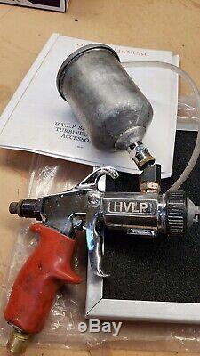 Turbine Américaine At-950 Hvlp +2 Pistolets 226 + Pistolet Titan Capspray Maxim II