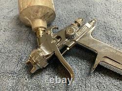 Utilisé SATA Minijet 3000 B Hvlp Spray Gun 1.0 Pointe Et 1.0 Sr Cap
