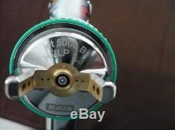 Véritable SATA Jet 5000 B Hvlp Sixties Avec 1,3, Avec 0,6 L Avec Tasse En Plastique