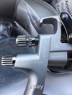 Véritable SATA Minijet 4400 B Rp 1.0 Avec Rps Jetable Hvlp Mini Détaillée Pistolet