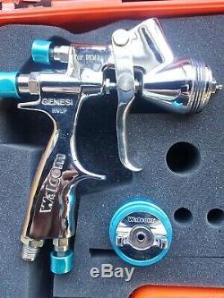 Walcom Spay Gun Walmec Top Line Genesi S Geo Hvlp 1.3mm Walcom Demo Utilisé